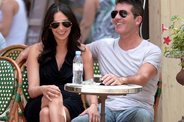 £££Simon-Cowell-and-Lauren-Silverman